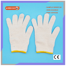 SHINEHOO White Bus Driving Work Gloves Price Low