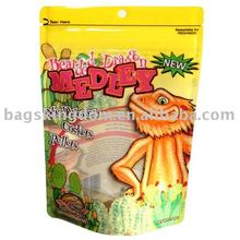 pets Food Packaging Ziptop Stand up Bag