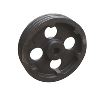 ISO9001:2008 passed OEM casting ductile iron fcd45 part