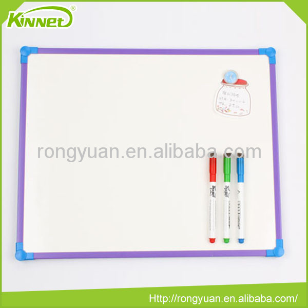 Durable erasable school whiteboard