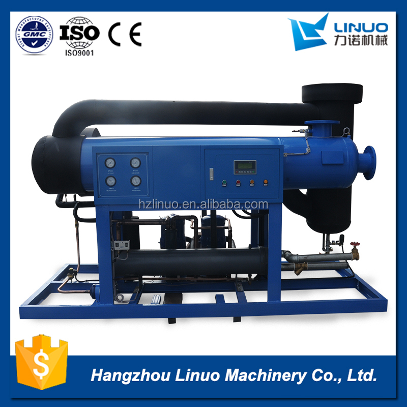 compressed air cooling separator