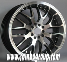 Light weight OEM car alloy wheel rims F326