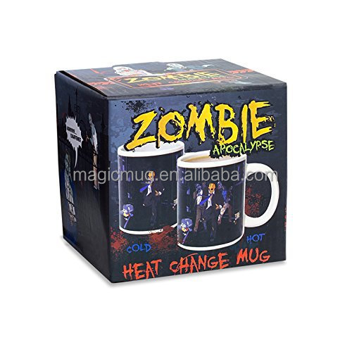 Customized Printing Walking Dead Zombie 11oz Coffee Mug,Zombie Mug