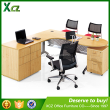 Modern executive desk luxury office furniture / office furniture desk components Hong kong