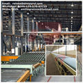 YR-GBPL 28years insulation partition wall board production line / Knauf hot air insulation partition wall board production line