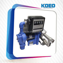 High-Performance Man Trucks Diesel Fuel Pump