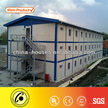 Double Storey Prefabricated Dormitory