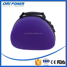 OP manufacture FDA CE ISO approved wholesale purple travel EVA first aid travel kit