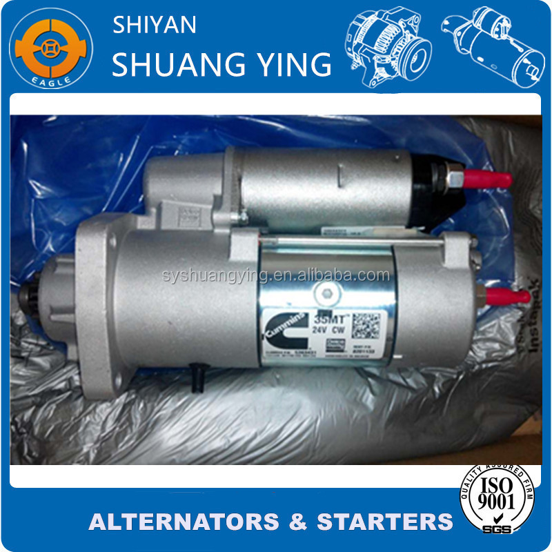 24V starter motor new genuine 8200373 5267912 5303431 8201133 35MT