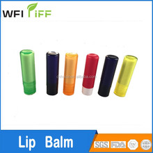 Ice Cream & Fruit Tasted Safe Design Roll On Multi-Colored Lip Balm