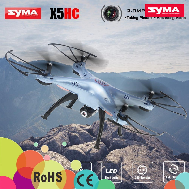 2016 drone helicopter for sale syma x5 remote control car with camera syma x5hc drones with hd camera