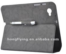 The Keyboard Leather Case for iPad Mini