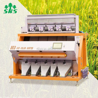 Intelligent,digital,pumpkin seeds color sorting machine with 2048 pixel camera