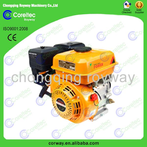 Air Cooled Strong Power 17HP 192F Gasoline Engine With Best Parts Good Feedbacks 2.5-17HP gasoline engine car