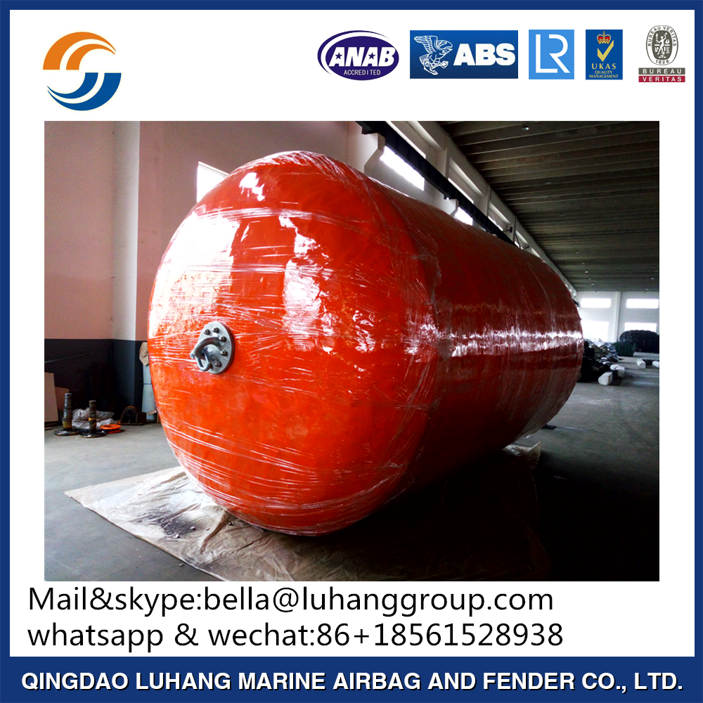 red boat fenders / model boat fenders / tug boat fenders