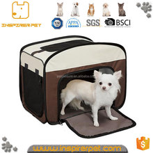 Hot selling Soft-Sided Collapsible Dog House Pet Tent Shelter