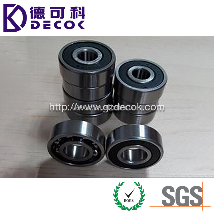 Factory supllier china top quality Z2V2 deep groove ball bearing 6201 stainless steel ball bulk