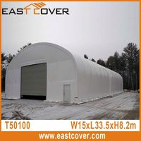 50x100x27 ft Heavy Duty fabric building in Patio for Grain Storage
