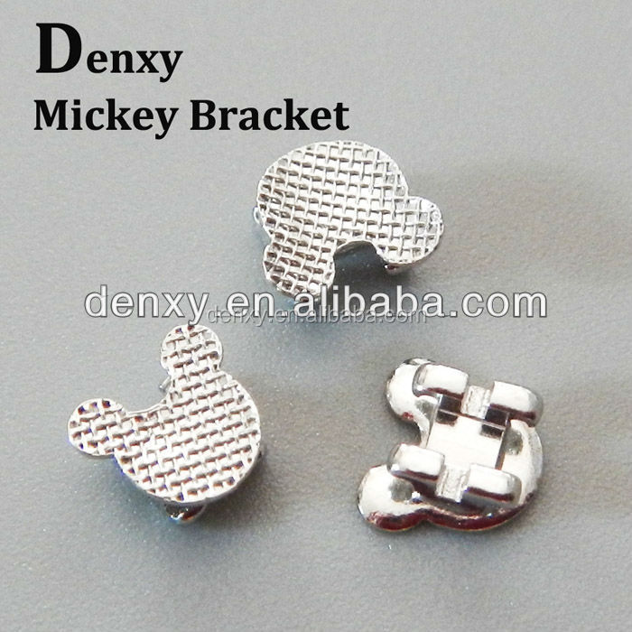 Mickey Dental Fashion Orthodontic Bracket