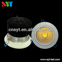 Ip44 15W Ultra Slim Dimmable Recessed COB Led Downlight
