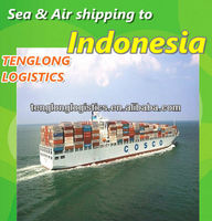 international freight forwarder to Jakarta and Surabaya of Indonesia from Xiamen Guangzhou Jiangmen Beijing