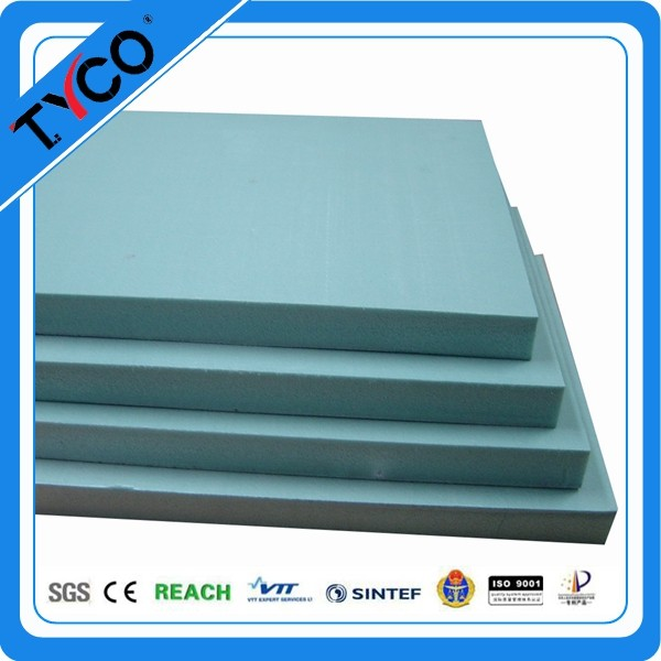 Hot selling thermal insulation xps foam board with low price