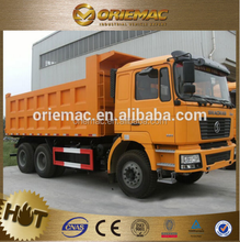 Camion shacman F2000 sand tipper truck for sale in algeria
