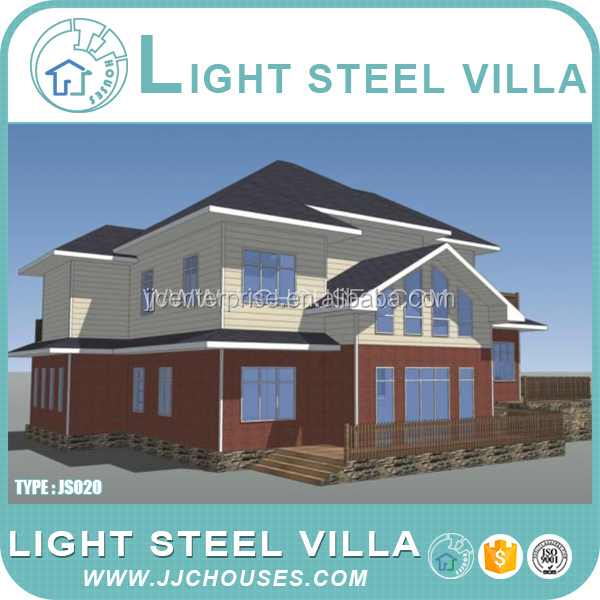 High Quality steel frame house,good insulation prefab houses,good and new prefab house best price