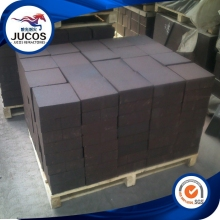 Good thermal spalling resistance chrome magnesia refractory bricks for furnace and cement rotary kiln etc.