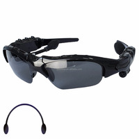Smart Stereo Bluetooth 4.0 Headset Sunglasses Glasses Support Hand-free Calling Music for IOS Android Smartphone