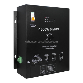 LED light dimmer, digital LED dimmer controller