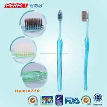 Silicone Rubber Carbon Fiber Charcoal Filaments Toothbrush Orthodontic Tooth Brush