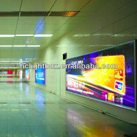 outdoor billboard advertising led display neno board