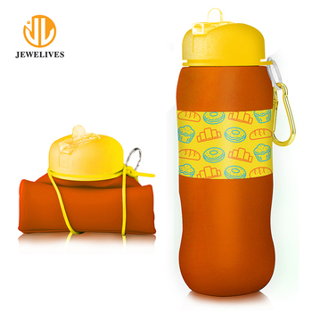 Quality stylish wholesale silicone water bottled distributors