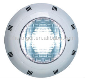 Underwater swimming plastic pool light