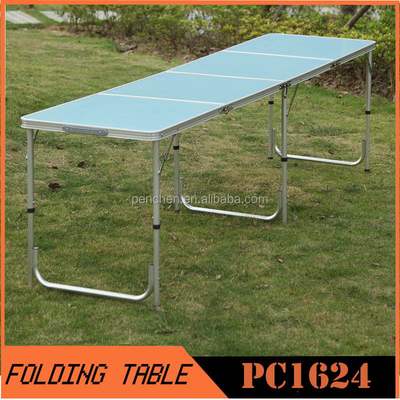 8 ft 4 folding beer pong folding table