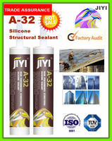 structual use with high performance RTV and TVS silicone Sealant