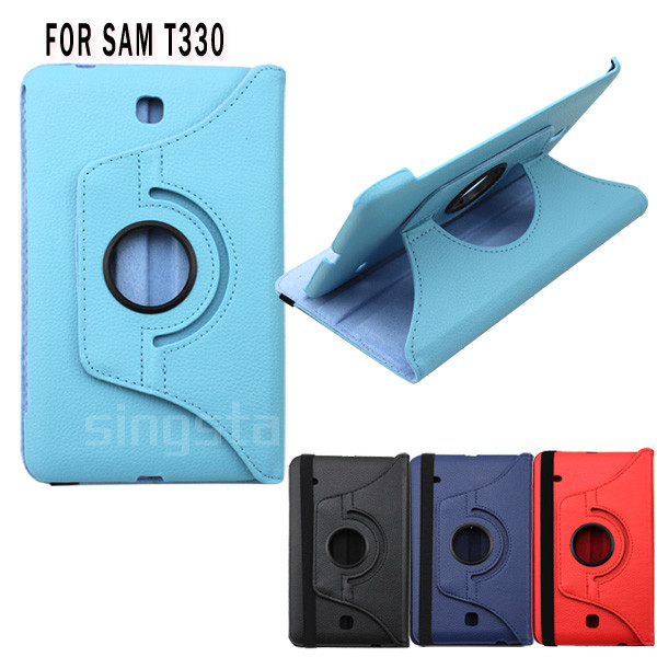 Guangzhou Pingjun leather case for samsung galaxy tab 4 t330 tablet case