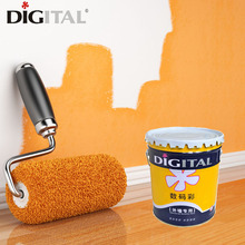 Tough film good leveling oily wall paint diluent