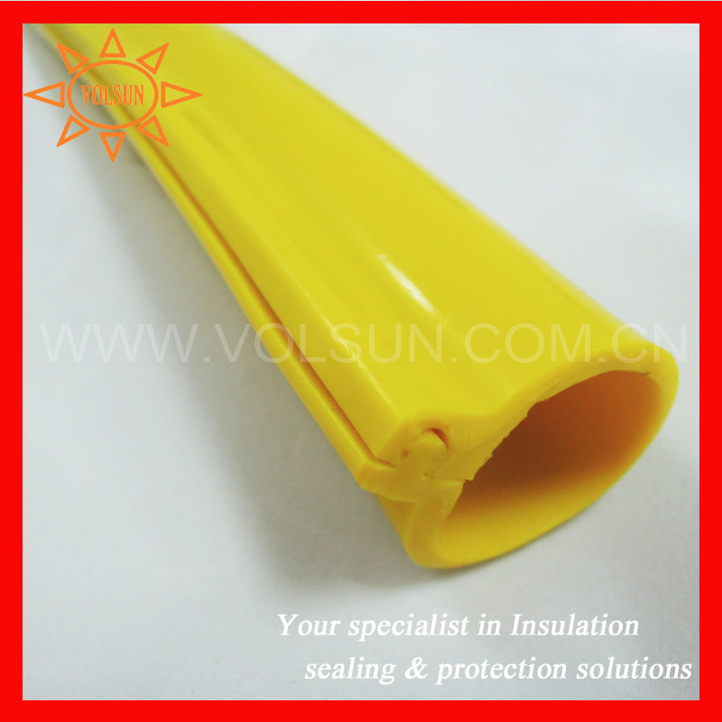 rubber silicone protection bare wire insualtion sleeve