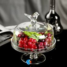 Samyo Custom Glassware Manufacturer multi-layer cake stand
