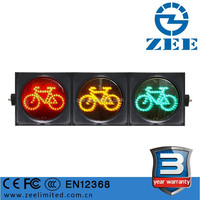 "300mm LED Bicycle Traffic Light, China Supplier Bike Traffic light and 12"" Non-vehicle Traffic Light"