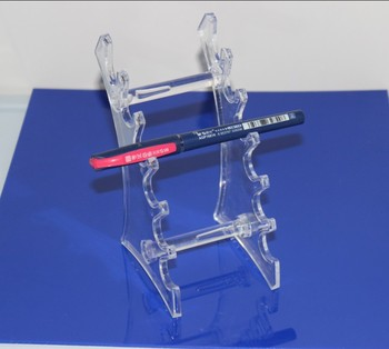 Clear Plastic Detachable Store horizontal Pen Display
