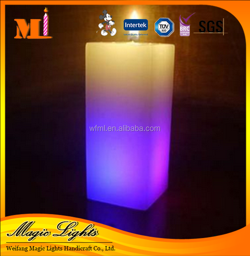 Best Selling High Grade New Arrival Party Decoration Candle Electronics
