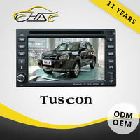 gps navigation system bluetooth reverse camera for hyundai tucson car audio player
