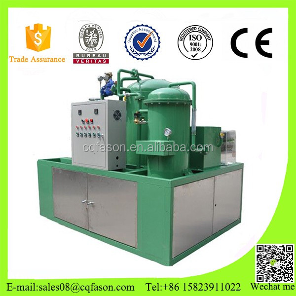 Factory directly high profitable hydraulic oil purifier