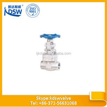 product made in china non-rising stem gate valve