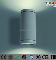 IP54 Aluminium waterproof GU10 outdoor wall light/ up down wall light outdoor / modern wall light W4A0005