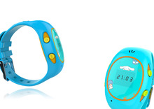 Newly Design Multi Function School Student Kids GPS Watch Mobile Sim Card GPS Tracking Device