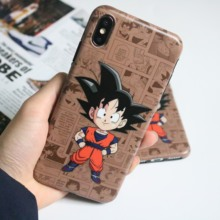 japanese cartoon Dragon Ball <strong>Z</strong> Son Gohan Soft Phone Case